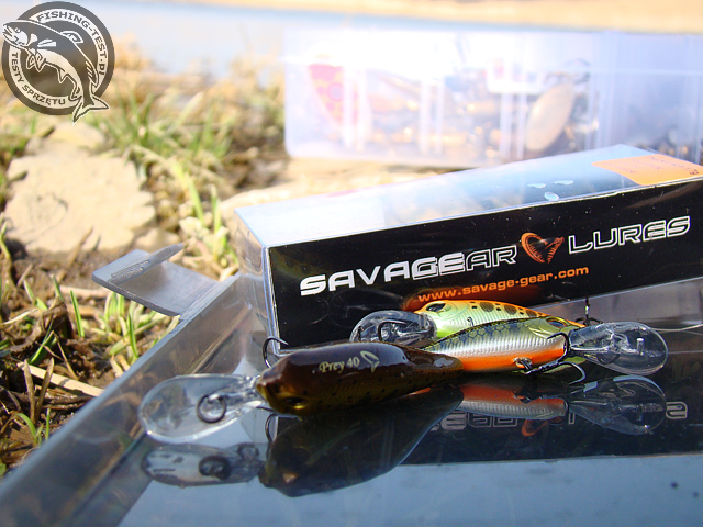 wobler Savage Gear Prey 34/40
