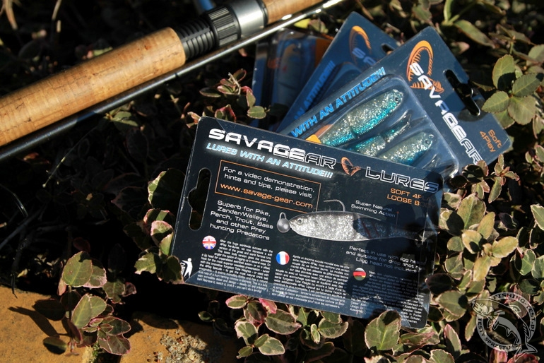Savage Gear Soft 4Play 8 cm