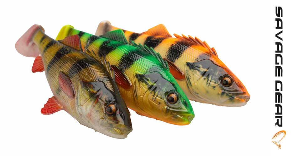4D PERCH SHAD – jak żywa ryba