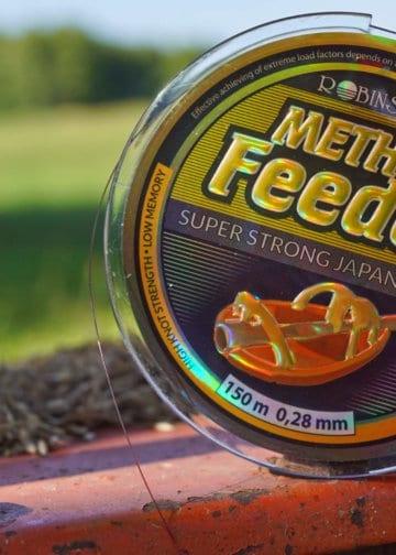 method feeder żyłka