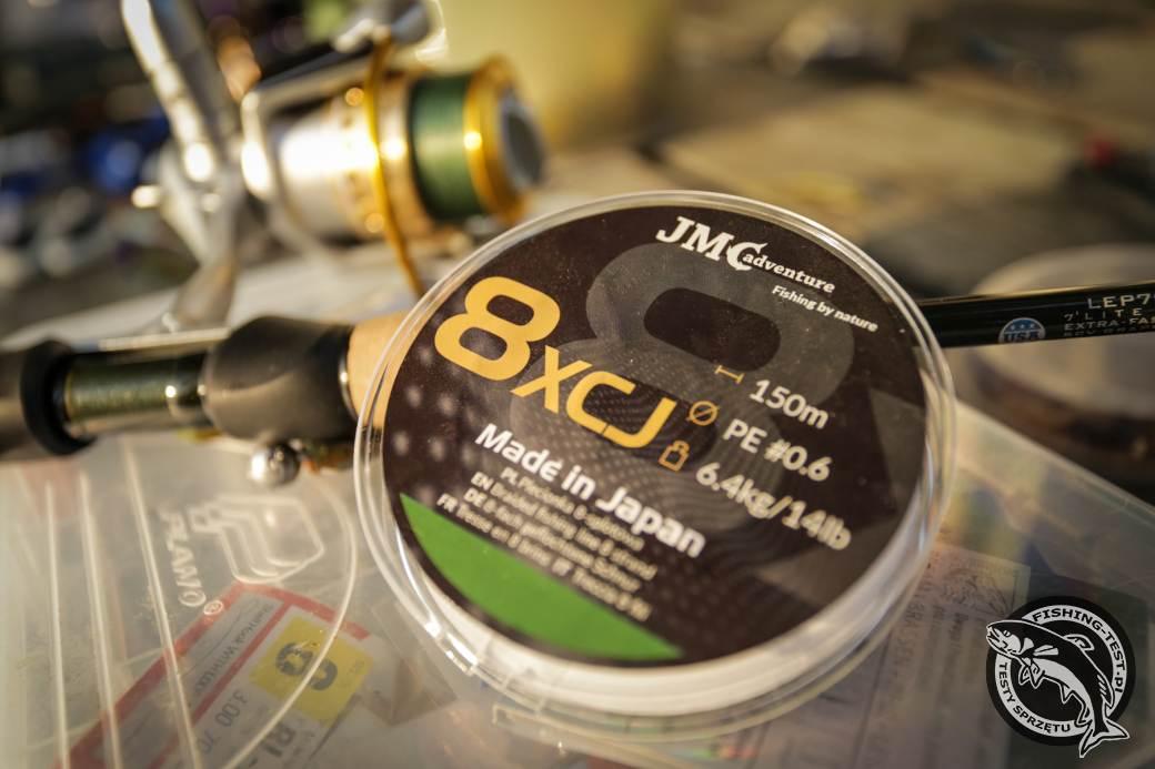 Plecionka JMC 8XCJ