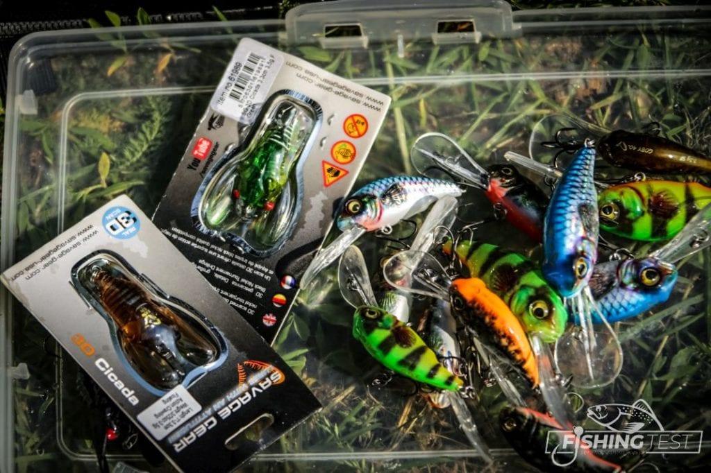 wobler powierzchniowy Cicada 3D Savage Gear