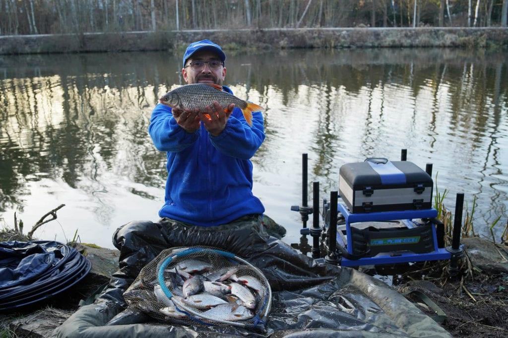 wędkarstwo wyczynowe ryby