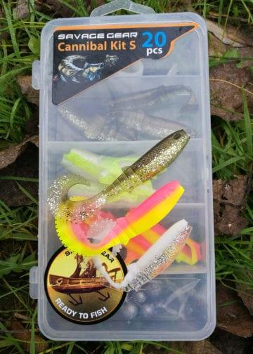 zestaw Cannibal Kits