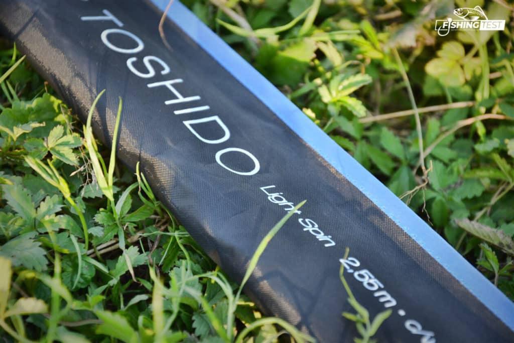 wędka Robinson Toshido Light Spin 255cm 2-8g