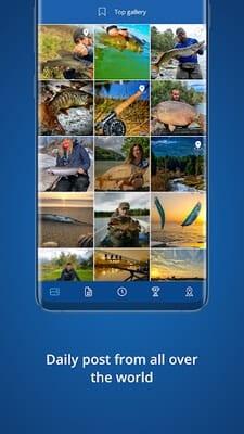 aplikacja Fishsurfing