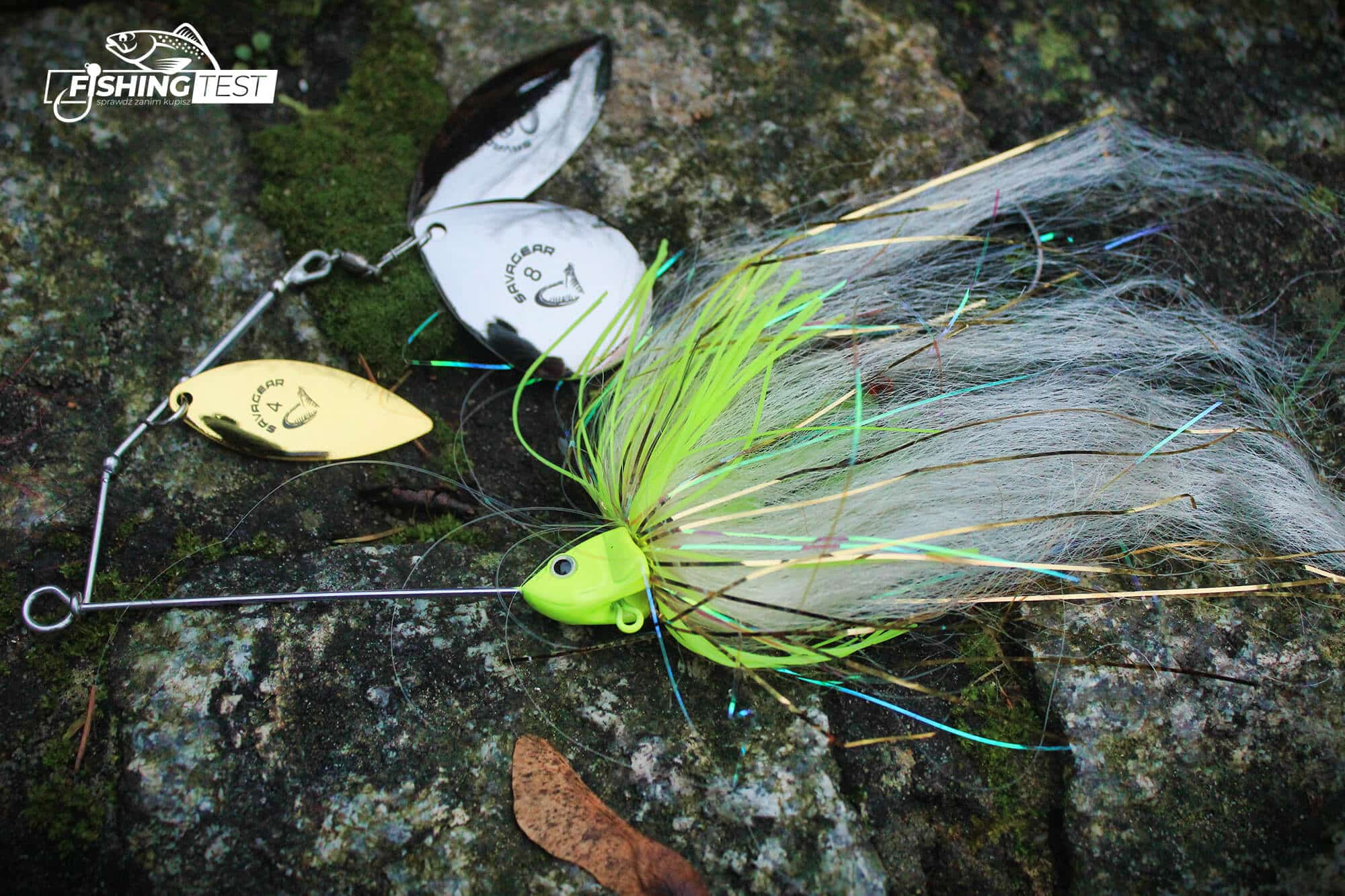 spinnerbait da bush