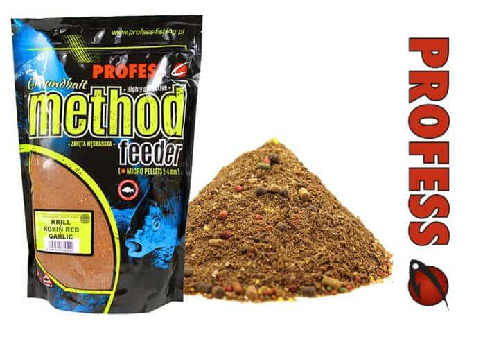 zanęta method feeder